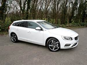 White Volvo V60 Volvo V60 R Design White Wallpaper 1024x768 27442