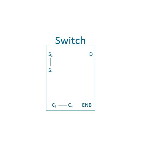 analog switch integrated circuit integrated circuit vector stencils library integrated circuit vector stencils library