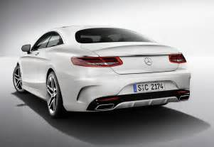 2014 mercedes s class coupe amg line