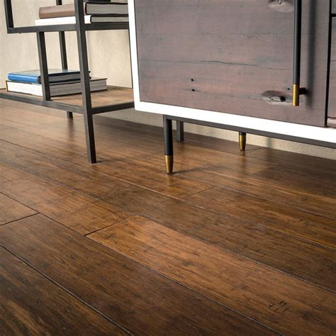 cali bamboo flooring shop cali bamboo fossilized 5 31 in antique java bamboo