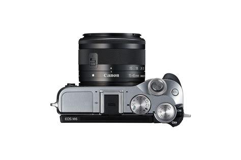 Canon Eos M6 Kit 15 45mm Is Stm canon eos m6 kit 15 45mm f3 5 6 3 is stm gudang digital