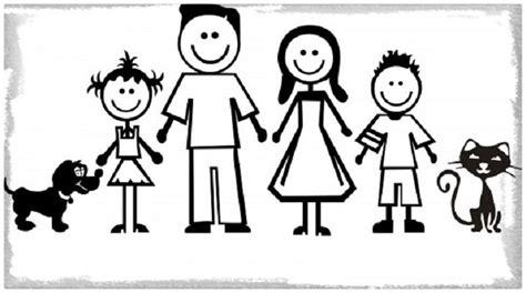 imagenes de una familia en blanco y negro imagenes de la familia para dibujar archivos imagenes de