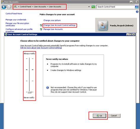 installing xp uac window vista uac turn off visionsposts5k over blog com