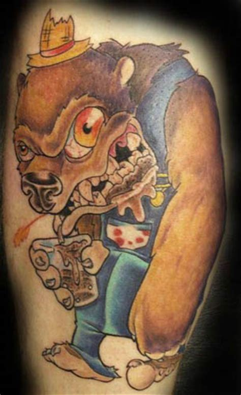 hillbilly tattoos cat tattoos custom