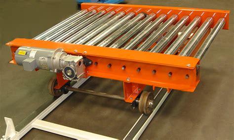 Palet Bed Transfer Cars Lauyans Custom Conveyor Solutions
