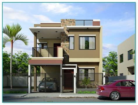 2nd Floor Balcony House Plans