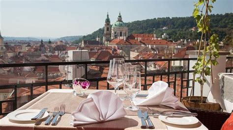 top bars prague restaurant terasa zlate studne rooftop bar in prague therooftopguide com