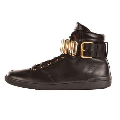 Moschino Boots moschino boots 28 images moschino 105mm logo lettering