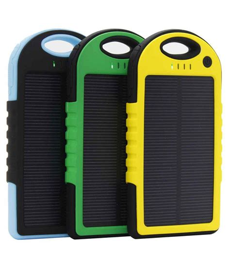 Power Bank Es500 xodas solar power bank es500 5000 mah for apple iphone