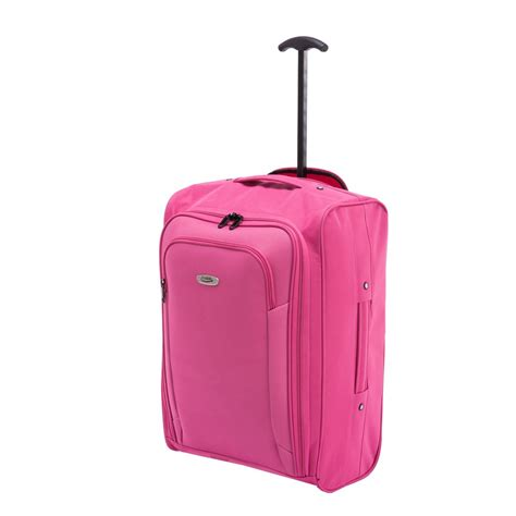 cabin luggage suitcase cabin approved ryanair luggage travel holdall wheeled