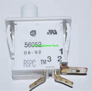 Amana Clothes Dryer Repair Maytag Amana Dryer Door Switch 56052 W10169313 Y305753