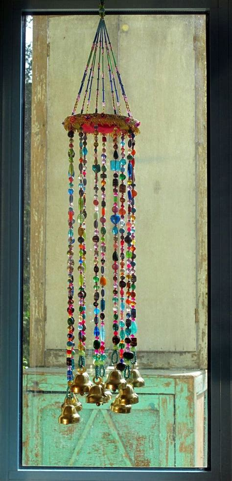 diy beaded wind chimes 25 best ideas about bead crafts on summer