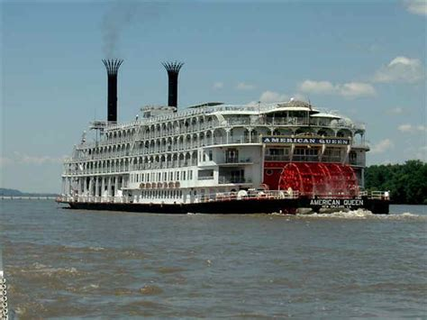 3 day mississippi river boat cruise new orleans mississippi steamboating returns on the american queen by