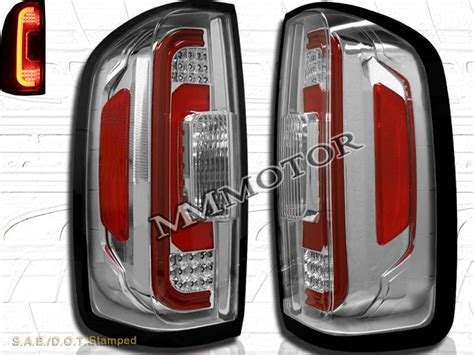 2015 gmc canyon led tail lights brand new 2015 2016 chevrolet colorado gmc canyon clear