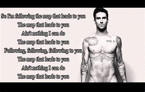 pattern recognition lyrics maroon 5 maps lyrics youtube
