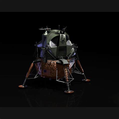 the lander picss 3d lunar lander model pics about space