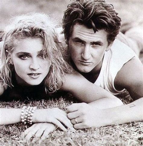 Is Madonnas Marriage On The Rocks by Madonna And Penn Were Married From 1985 1989