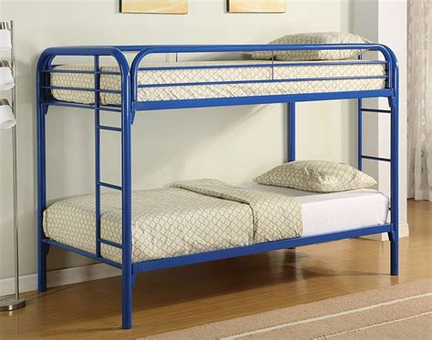 twin size bunk bed bunk bed twin twin size bunk bed in blue bunk beds