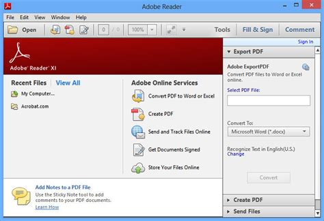 adobe reader free download xp full version adobe reader 11 0 10 neowin