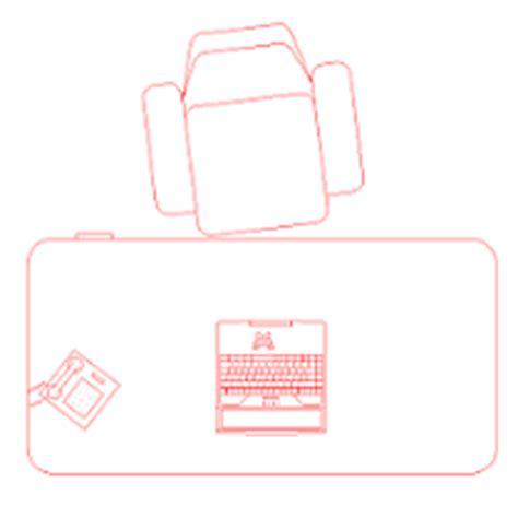 blocchi cad scrivania fotocopiatrice per ufficio in dwg blocchiautocad it
