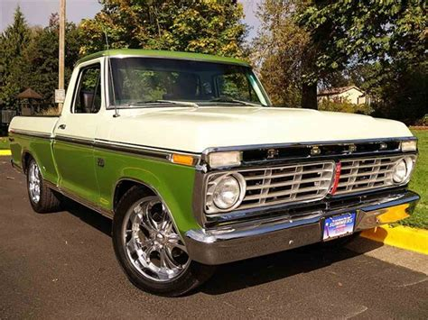 1973 Ford Truck by 1973 Ford F150 For Sale Classiccars Cc 1032280