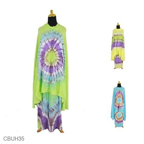 Batik Mukena mukena batik pekalongan motif jumputan bunder mukena