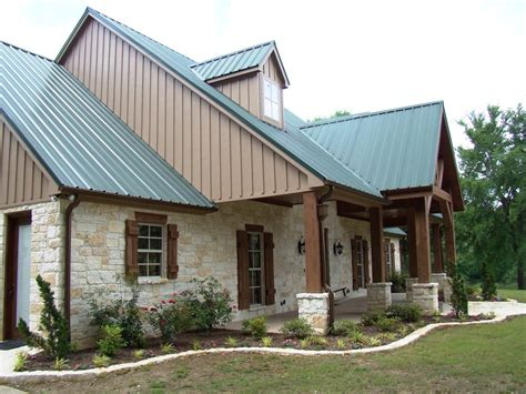 Texas Farmhouse Plans by Texas Hill Country House Plans Metal Roof Joy Studio