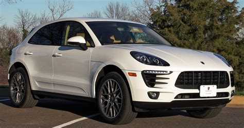 Test Porsche Macan by 2016 Porsche Macan S Test Drive Review