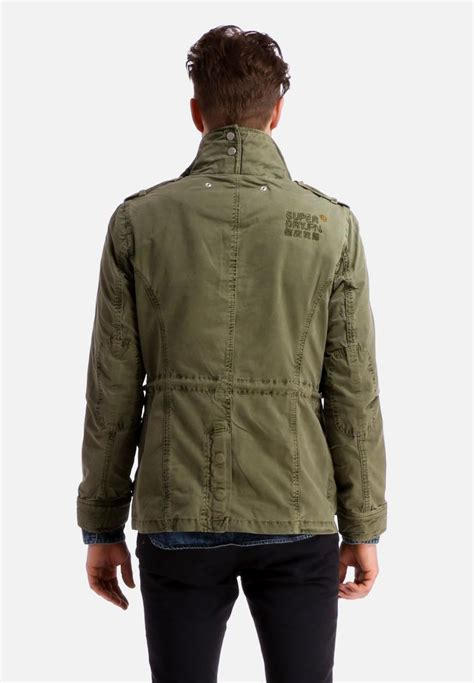 Parka Green Army List Parka Army Premium flag jacket army green superdry jackets superbalist