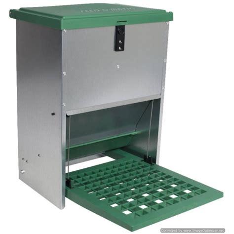 Treadle Feeder treadle feeder for poultry 20kg capacity