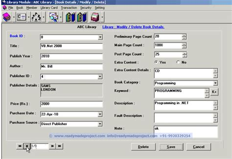 form design for library management system in vb download free project abstract proposal view demo of mca