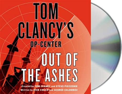 tom clancy s op center out of the ashes books tom clancy s op center out of the ashes compact disc