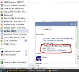 fb youtube virus new cara kirim virus di fb giarto blog
