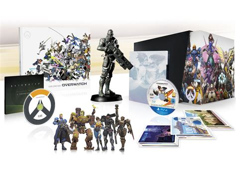Ps4 Overwatch Collectors Edition overwatch collector s edition ps4 multirama gr