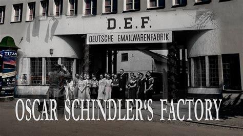 oskar schindlers factory def  krakow axis history forum