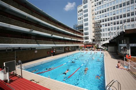 outdoor pool covent garden