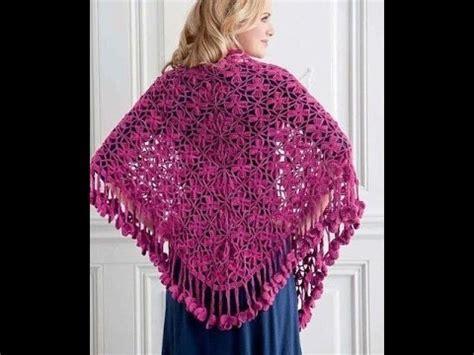 shawl pattern youtube crochet shawl free simplicity patterns 141 youtube