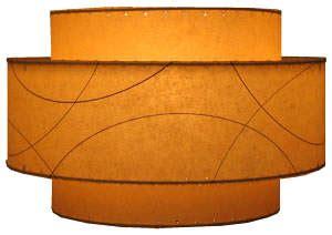 Majestic Upholstery Mid Century Drum Lampshades Amp Pendant Light Fixtures