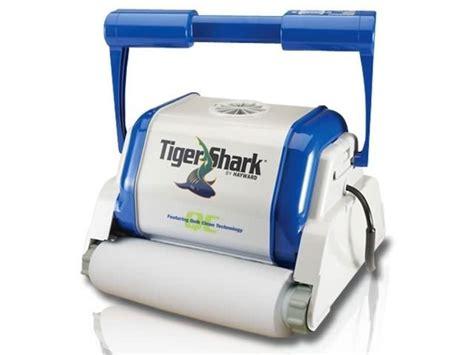 Pompe Pour Piscine 6264 by Robot Piscine Electrique Tiger Shark Hayward