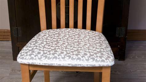 como tapizar el asiento de c 243 mo tapizar el asiento de una silla bricoman 237 a