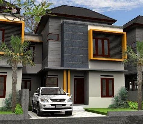 gambar desain rumah tingkat minimalis 2 lantai modern desain rumah 20 model rumah minimalis 2 lantai terbaru 2018 rumah