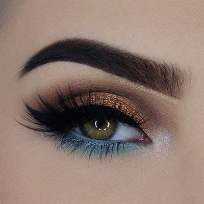 Eyeliner 2 Color 15 eye makeup looks ideas 2017 modern fashion