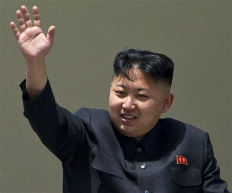kim jong un sexiest man alive swoon china falls for sexiest man alive parody latimes