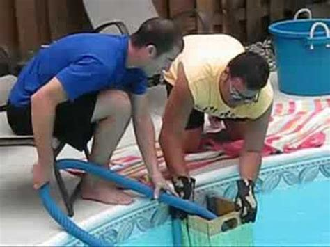 How To Change A Pool Light by How To Change Your Pool Light Lens Cap Without Draining