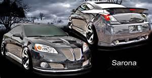 Kit For Pontiac G6 Pontiac G6 Sarona Kit Pt 004 Kt