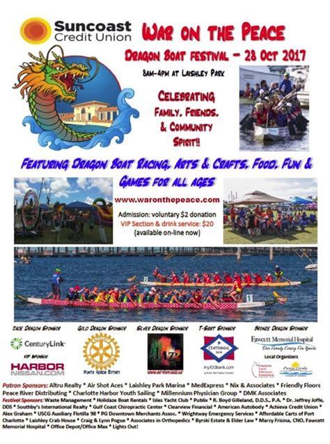 dragon boat festival 2017 punta gorda fl local events in and around punta gorda florida