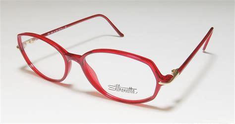 new silhouette 1899 brand name light style trendy eyeglass