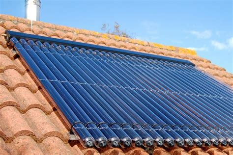 types of solar panels for homes what are the different types of solar thermal panels the green home