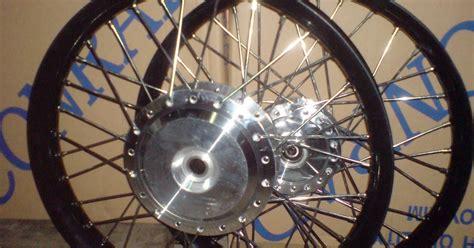 Tie Tdr Merah Dan Hitam velg conrad black untuk scoopy vario beat variasi sepeda motor