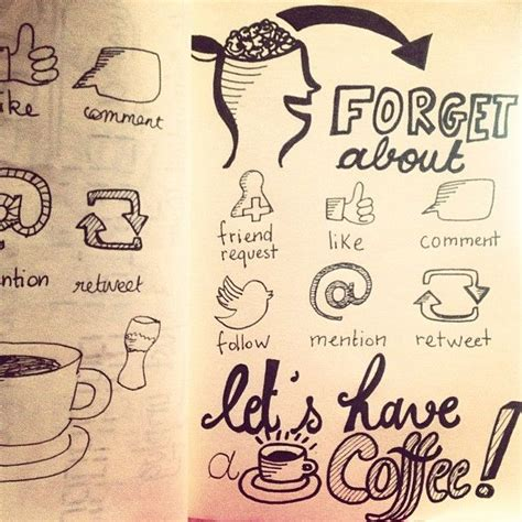 Digital Detox Illustrations by But Cuppa Not Coffee Freedom Creative